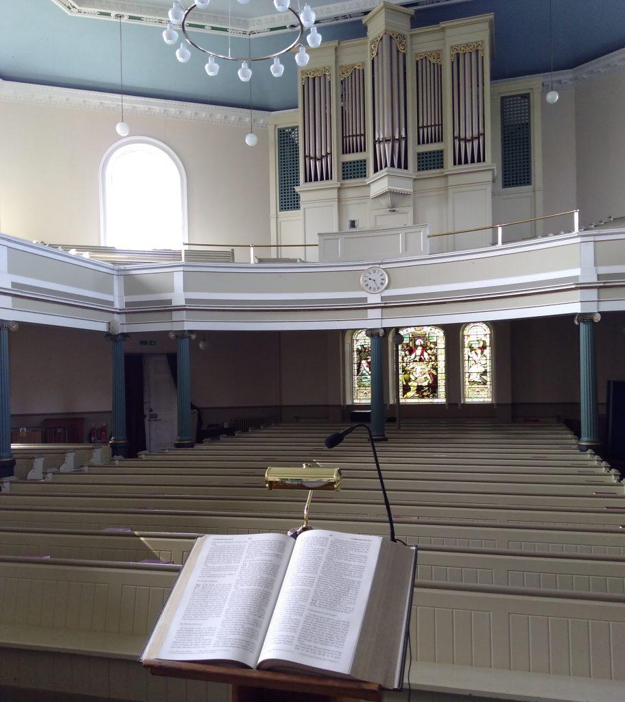 Session House Chapel
